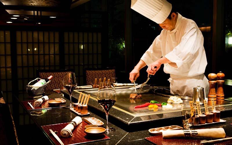особенности японских ресторанов