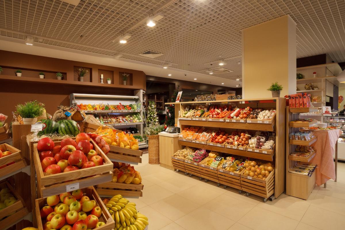 Финансовые расчеты: продуктовый магазин - Бизнес