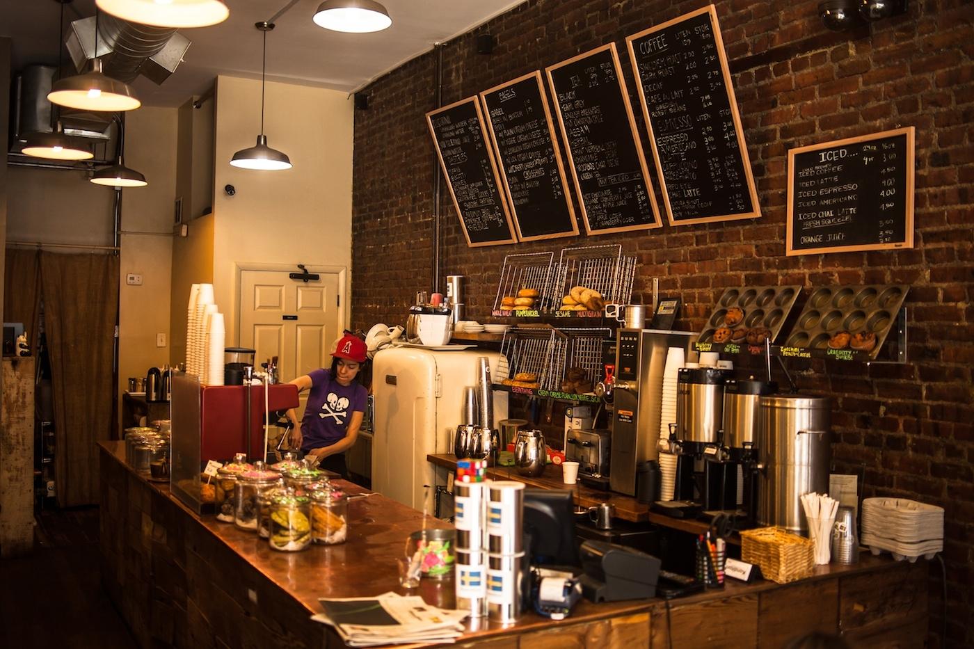 мини кофейня как бизнес