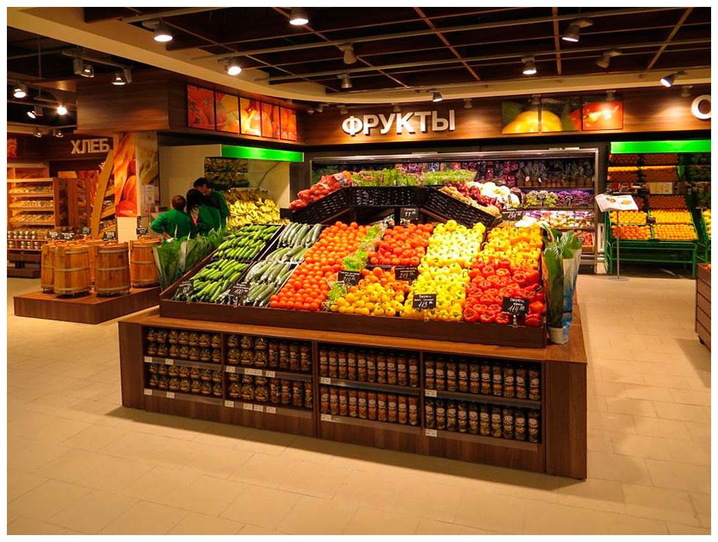 Бизнес план открытия продовольственного магазина