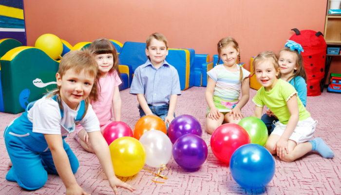 Открытие частного детского садика