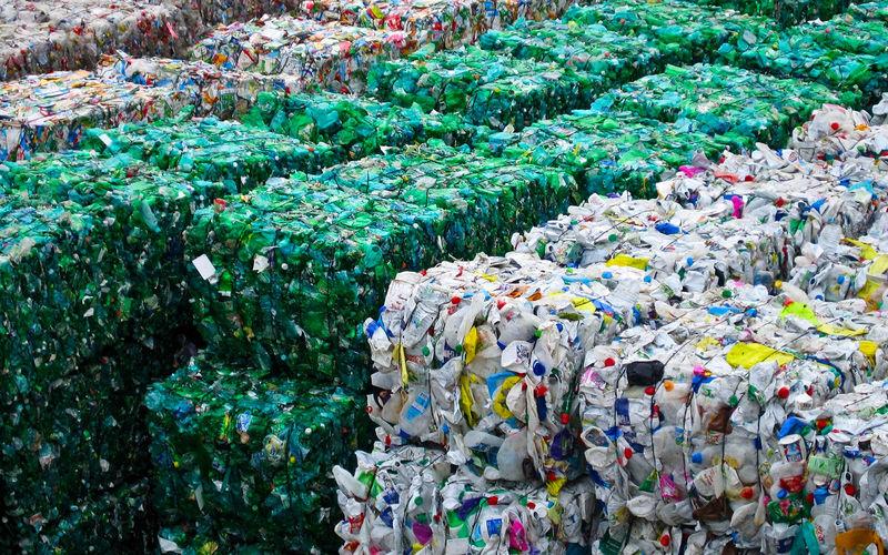 сортировка пластика