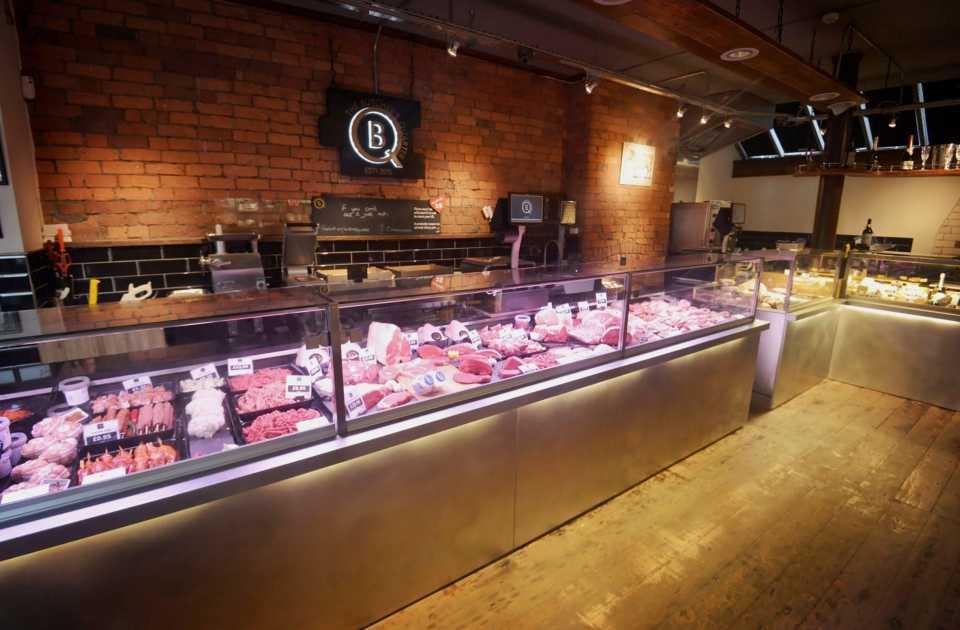 торговля мясом