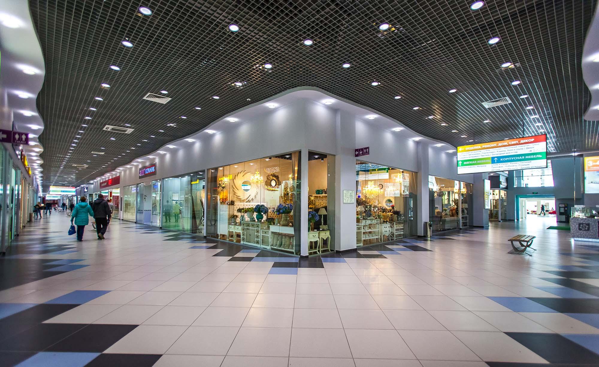 бизнес идеи в торговом центре