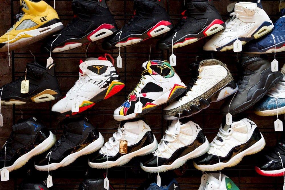 продажа кроссовок