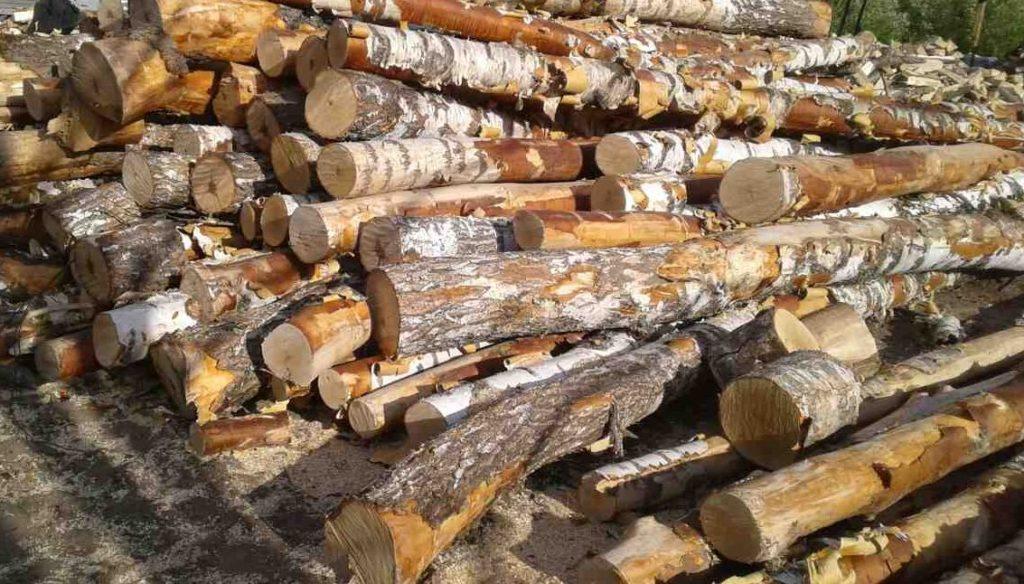 дрова на продажу