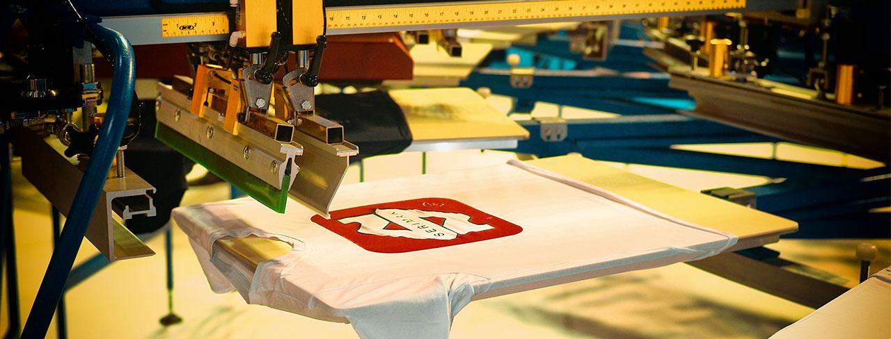 бизнес печати на футболках