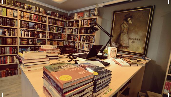 Как  открыть книжный магазин с нуля?