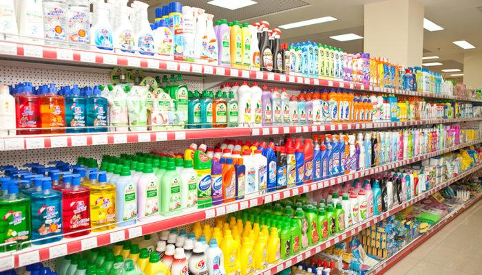 Как открыть прибыльный магазин бытовой химии?