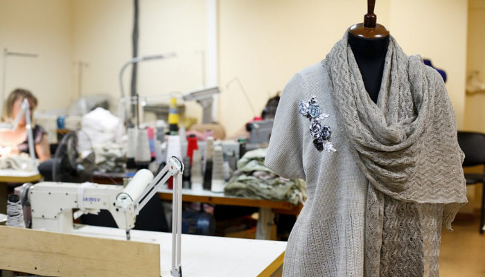 Как открыть свой бизнес по пошиву одежды?