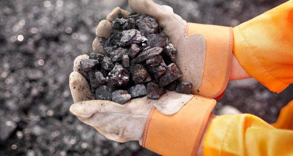 деревесный уголь